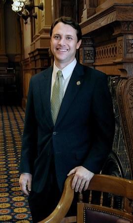 State Sen. Jason Carter (D-Atlanta)