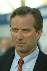 Robert F. Kennedy, Jr., president of the Board of Directors of the Waterkeeper Alliance.