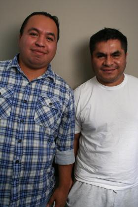 Juan & Esteban Echeverria
