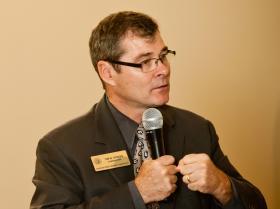 Public Service Commissioner Tim Echols