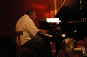 Jazz musician Louis Heriveaux