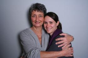 Mary and Chanda Williams at StoryCorps Atlanta
