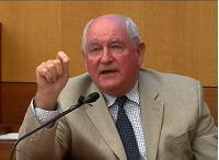 Former Georgia governor Sonny Perdue testified as to why he kept pushing for an investigation into cheating within the Atlanta Public Schools.