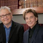 Bruce Sussman (Book & Lyrics) and Barry Manilow (Music), co-creators of 'Harmony