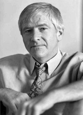 Author Steve Oney.