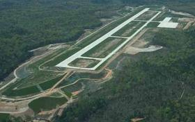 Paulding Northwest Atlanta Airport will now be called Silver Comet Field at Northwest Atlanta. Propeller Investments' CEO Brett Smith says he's in talks to bring commercial service to the facility.