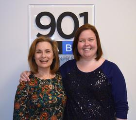 Mezzo-soprano Jamie Barton visits WABE with classical host Lois Reitzes.