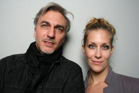 Alexandre Proia and Jillian Mitchell at StoryCorps