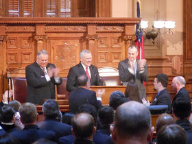 Governor Nathan Deal State of the State Address Jan 15 2014
