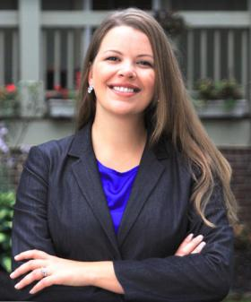 Rebecca DeHart is the new executive director of the Georgia Democratic Party.
