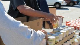 ACFB distributes food through community-based organizations and, in some counties, directly to the needy through its remote program.