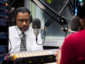 Dr. Wilson tells WABE Morehouse College is under endowed and fundraising will be a priority for the new president.