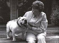 Cecelia Seiler and UGA V.
