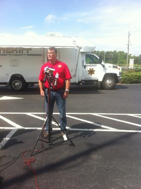 Sheriff: Forsyth County Courthouse Shooter 'Planned To Take Hostages