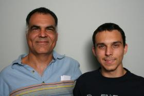 Carlos and Ian Moreno at StoryCorps