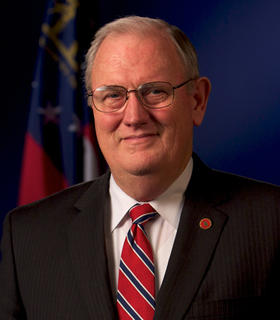 Georgia Insurance Commissioner Ralph Hudgens