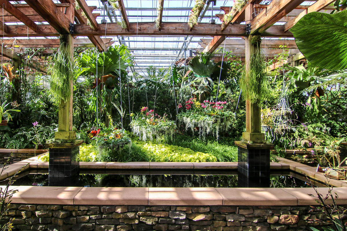 The Atlanta Botanical Garden Has Won A Number Of Awards Over The Years,  Including Local Recognition And A Spot In Country Gardens Magazineu0027s 2012  U201cOur ...
