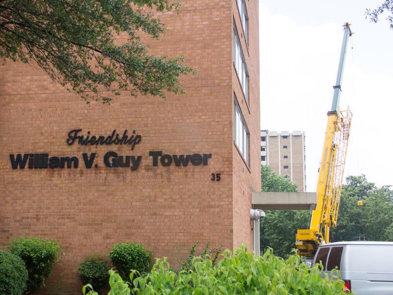 Friendship Tower in Atlanta