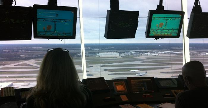 Atlanta Airport, air traffic control, Hartsfield-Jackson International Airport