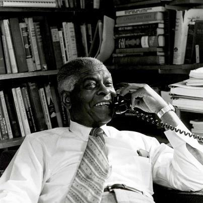 Morehouse College President Dr. Benjamin Elijah Mays