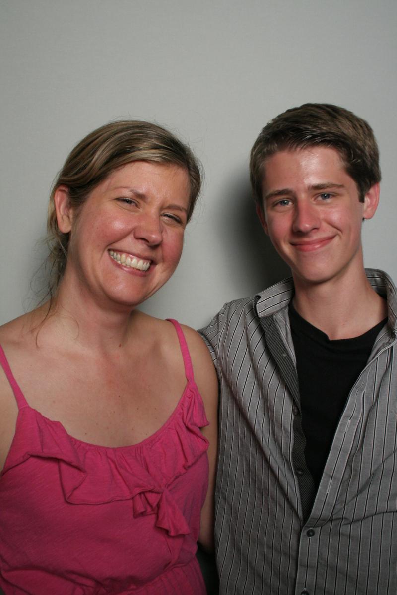Kirsten Widner & Alex Locke