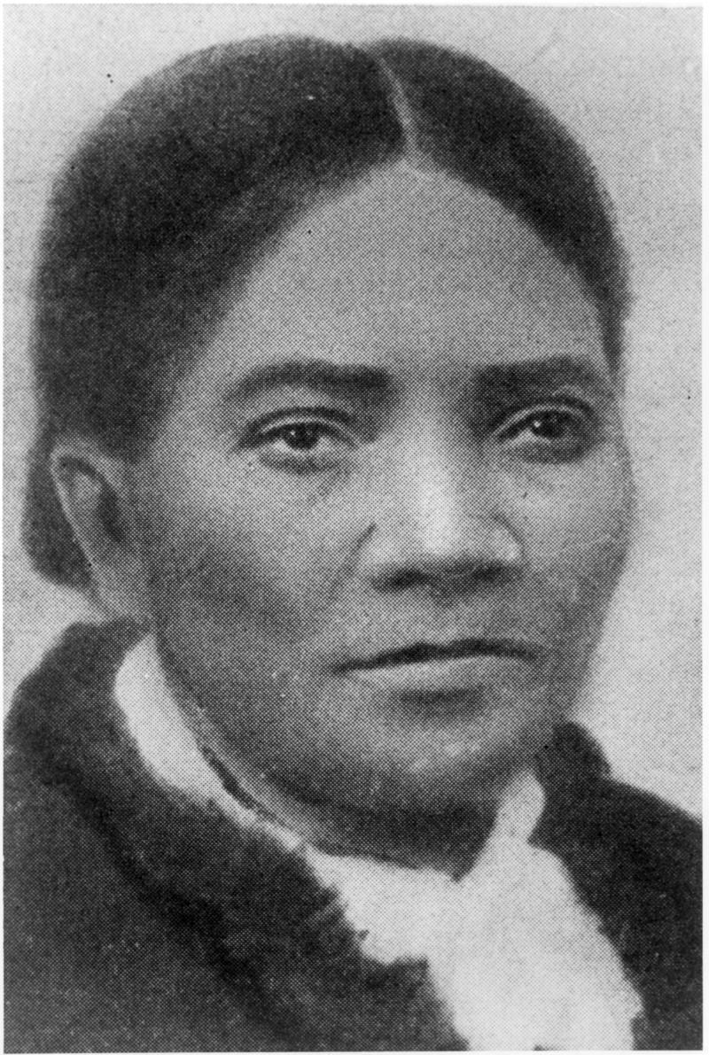 Ann-Elizabeth Fossett Isaacs (1812– 1902)