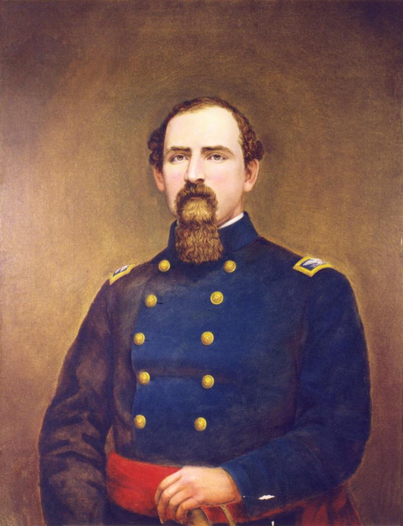 Col. John Wayles Jefferson (1835– 1892), by Alexander Marquis, ca. 1864