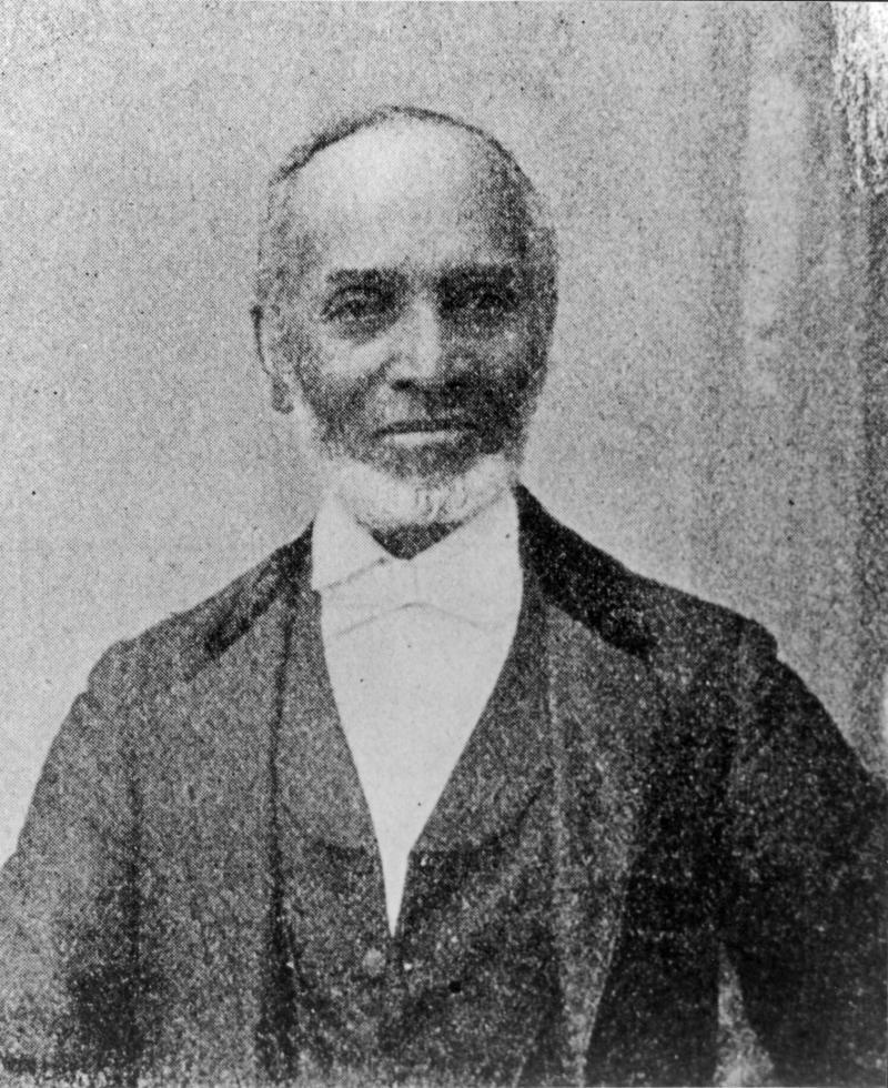 Rev. Peter Fossett (1815– 1901)