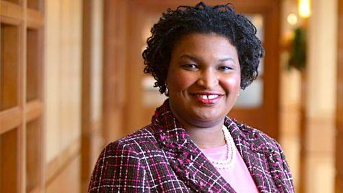 Rep. Stacey Abrams (D-Atlanta), Ga. House Minority Leader
