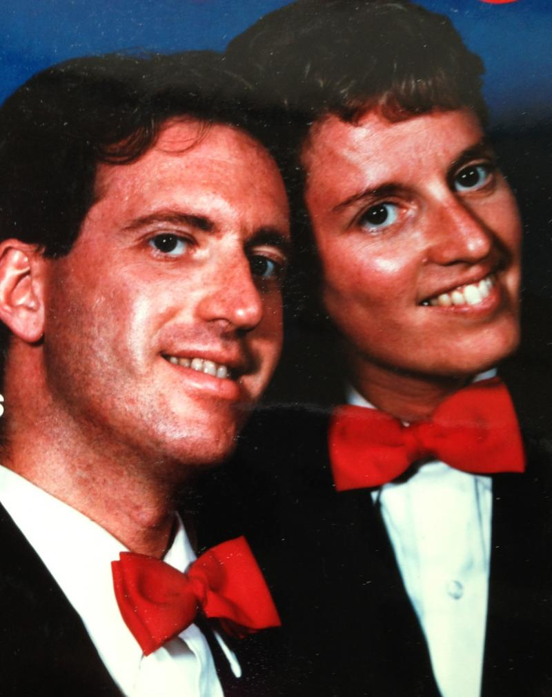 Bob & Beth Zemsky on their 30th birthday