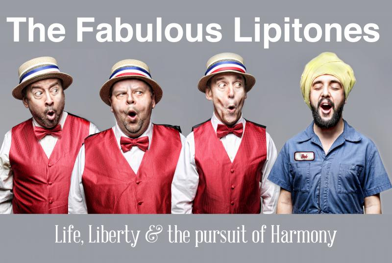 The Fabulous Lipitones runs through April 21 at Theatrical Outfit.