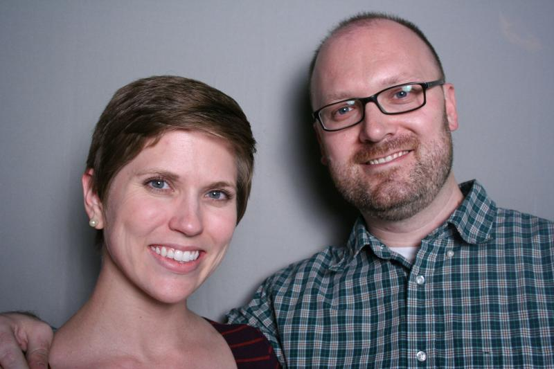 John Seay & Jennifer Teems at StoryCorps Atlanta