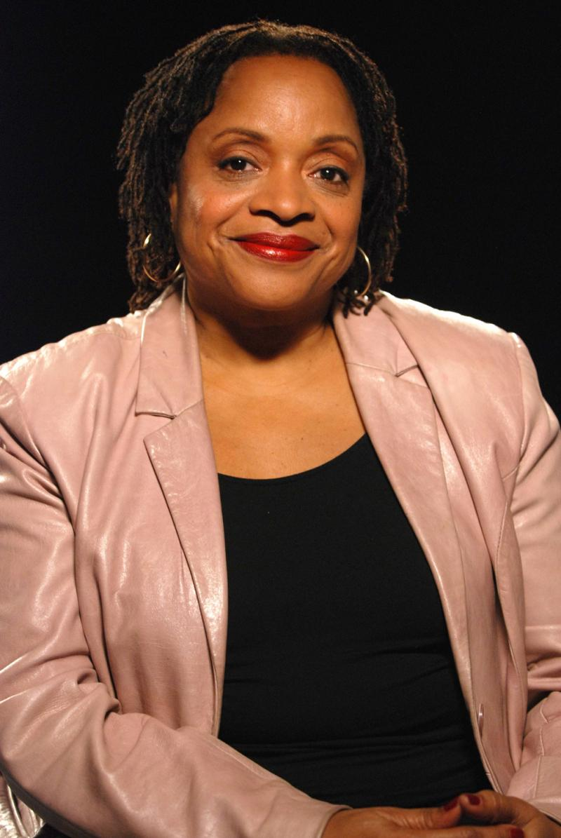 Author and New York University Professor Dr. Deborah Willis.