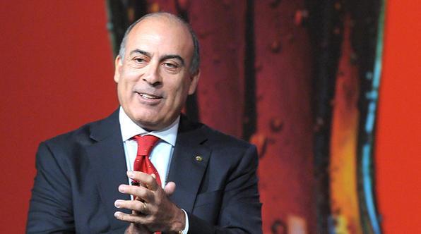 Coca-Cola CEO, Muhtar Kent