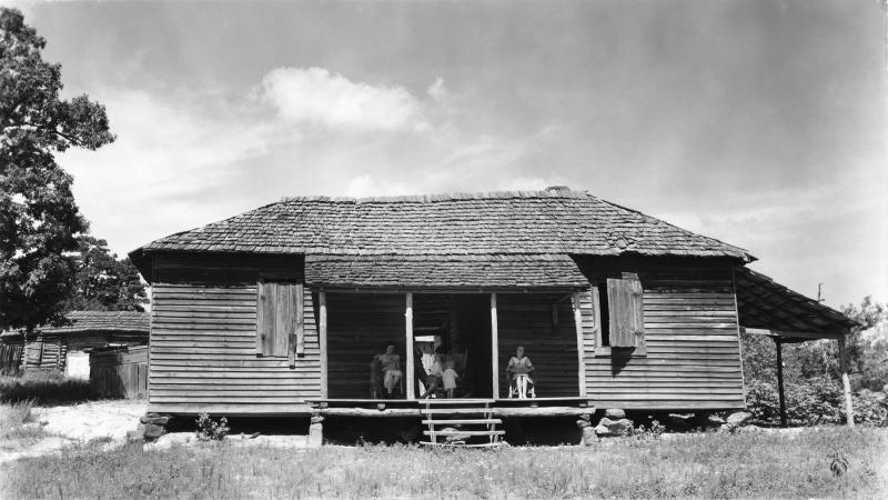 House, Hale County