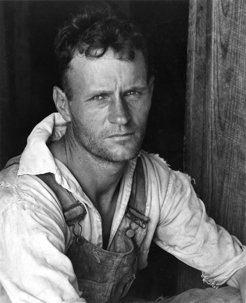 Floyd Burroughs, Sharecopper