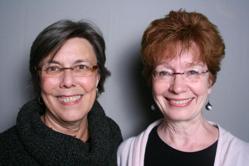 Billie Bolton & Sue Payne at StoryCorps Atlanta