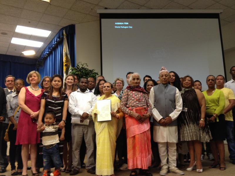 Dekalb World Refugee Day