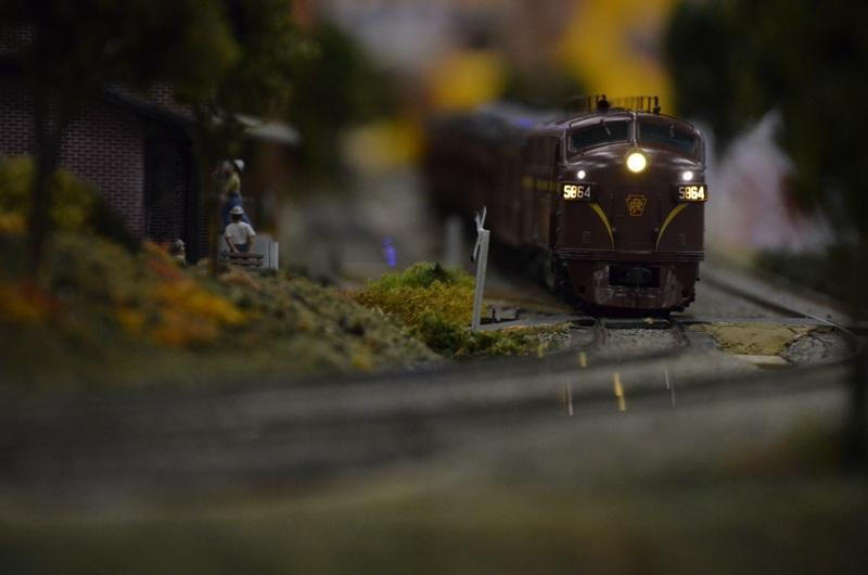 The National Train Show is in Atlanta Friday, July 19 through Sunday, July 21st.