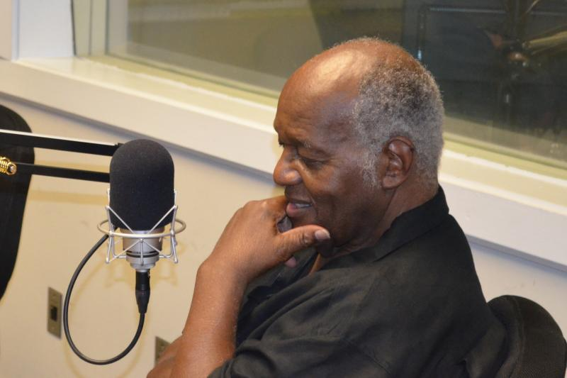 Lonnie C. King, Jr. at WABE