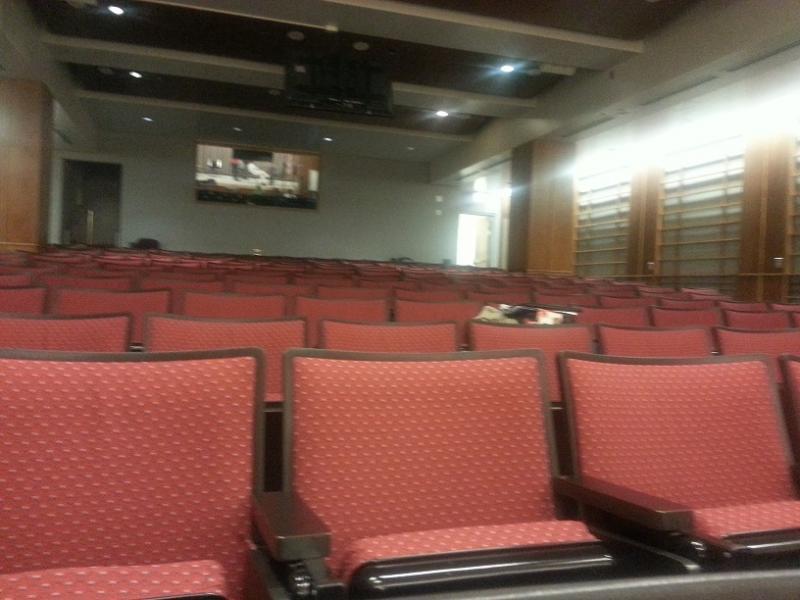 VA auditorium