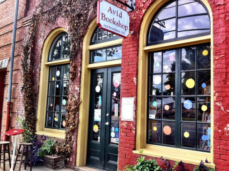 Avid Bookshop in Athens, is among the many Georgia stores taking part in Small Business Saturday.