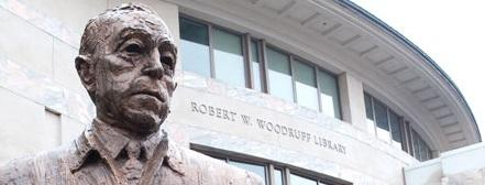 Robert Woodruff used his Coca-Cola fortune to strengthen the Atlanta region. Eighty years later, his influence is still evident.