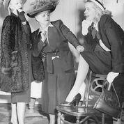 Fashionata models, 1947