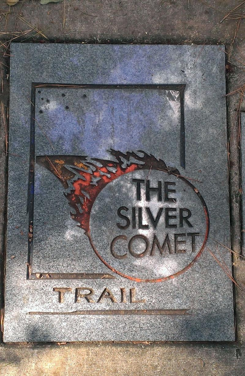 Another popular biking destination is the Silver Comet Trail, which extends west of Atlanta for 61.5 miles -- from Smyrna to the Alabama state line.