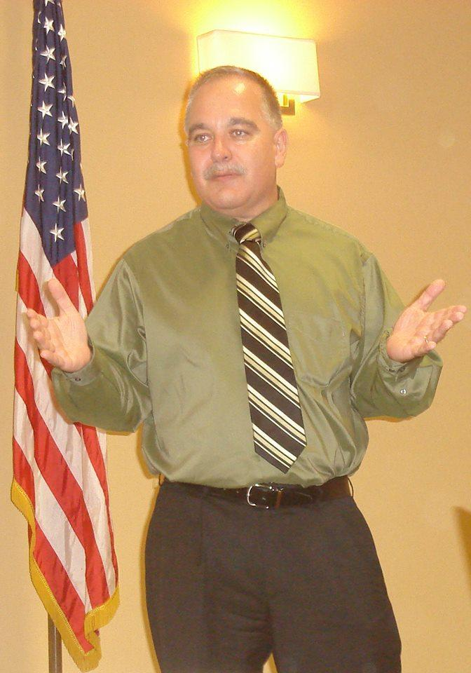 Richard Woods, a small business owner from Tifton, ran for superintendent in 2010.