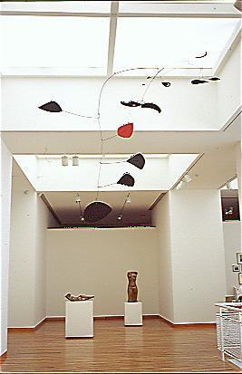 This untitled mobile by Alexander Calder will go on display at the High in late 2014.
