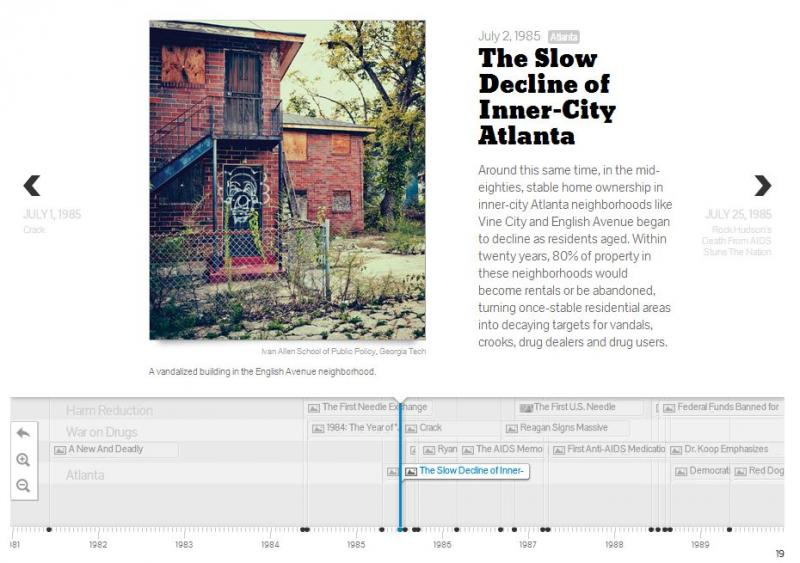 Screenshot from The Tangled Timeline Of The Bluff