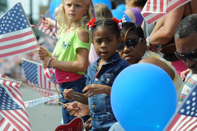 More than 80,000 people are expected to appear at the Marietta Square this July 4.