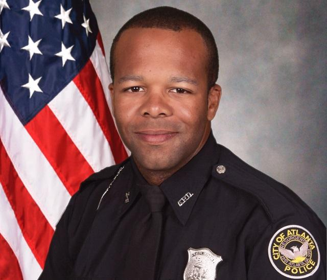 Officer Eric King will serve as one of two liaisons between APD and Atlanta's LGBT communities.